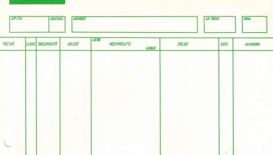 Contabilidade de socio (verde)