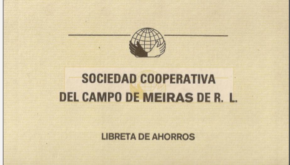 Libreta de Aforro 3