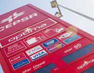 Oferta de empleo: expendedor para la gasolinera de San Mateo