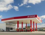 Gasolineira de San Mateo